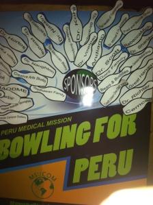 Bowling for peru