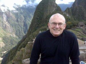GW visiting Machu Picchu