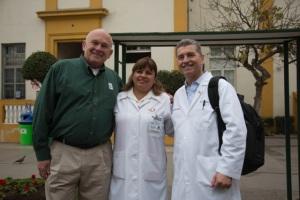 Dr. Willyerd, Dr. Athens, Dr. Juhasz